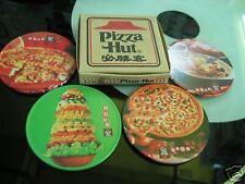 PIZZA HUT coaster X 4
