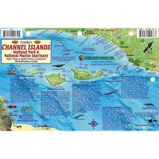 Franko Maps Channel Islands Creature Guide 5.5 X 8.5 Inch