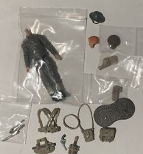 """BRITISH ARMY OFFICER WW II Marauder Task Force Bagged 4"""" Inch Action Figure"""