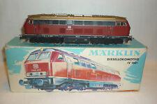 Märklin - Scala H0 - Locomotiva Diesel - DB 216 025-7 - Conf. Orig. - (6.EI-110)