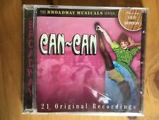 The Broadway Musicals Can Can CD New and Sealed