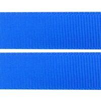 10 m Ripsband 10mm Webband Borte Zierband Nähen Dekoband Scrapbooking Blau C247