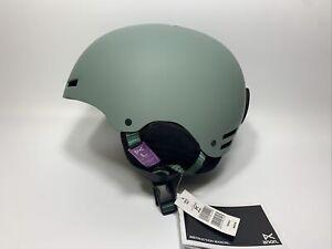 ANON Greta Helmet Women Large 59-61cm Gray Ski Snowboard Helmet