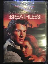 Brand New Breathless DVD Richard Gere Valerie Kaprisky OOP Rare Rockabilly