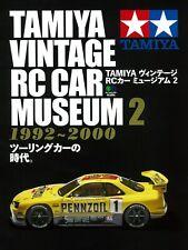 TAMIYA Vintage RC Car Museum 2 1992-2000 Japanese Book Guide figure Yonku c1