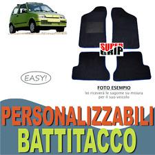 PER FIAT CINQUECENTO TAPPETINI AUTO SU MISURA IN MOQUETTE CON BATTITACCO | EASY