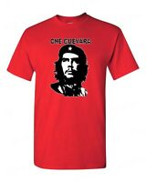 Che Guevara T-Shirt Freedom Fighter Cuba Revolution 1580 Latino Political Shirts