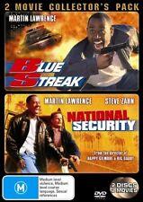 Blue Streak  / National Security (DVD, 2007, 2-Disc Set)