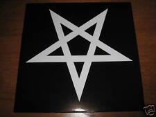 """SATANIC BLOOD """"Satan Boven Alles"""" LP abruptum lugubrum"""