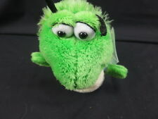 WEBKINZ PLUSH ONLY NO SECRET CODE FREE SHIPPING SOFT CATERPILLAR STUFFED ANIMAL