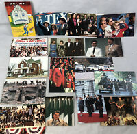 Vintage President Ronald Reagan 19 Postcard Lot Unposted Columbia Grenada MLK Jr