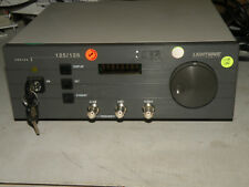 Lightwave Electronics 125/126 Laser Controller Power Supply With Keys 125/126-PS