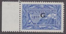 Canada 1951 - O27 Fishing Resources - MH R VF