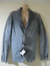 !!! nuevo!!! IT44 se adapta a Reino Unido 10-12 D&g Dolce & Gabbana Chaqueta Blazer Diseñador Largo-ish