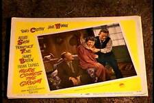 HERE COMES THE GROOM 1951 LOBBY CARD #4 BING CROSBY