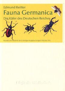 Fauna Germanica Die Beetle Des Deutschen Reitter Reiches Digital Library 134