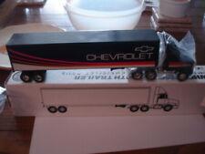 ERTL tractor trailer CHEVROLET #9712 NIB