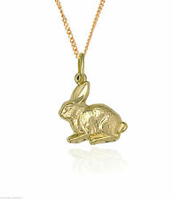 Yellow Gold Fine Necklaces & Pendants without Stones