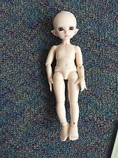 Littlefee Chiwoo Elf BJD with clothes and Diorama LOT (please read description)