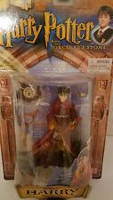 Harry  Potter Quidditch Team Action Figure Sorcerer's Stone Mattel