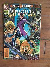 Catwoman (1993) # 14 VF+. Jim Balent Art. Zero Hour Tie In
