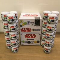 Star Wars Mashems Series 1 x 30 with Display Box - NEW
