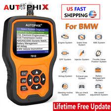 For BMW OBD2 Scanner Car Code Reader TPMS ABS SAS EPB Oil Reset Diagnostic Tool