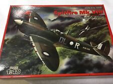 Icm Spitfire Mk.Viii Wwii Raf British Fighter Kit 1/48 scale 48067