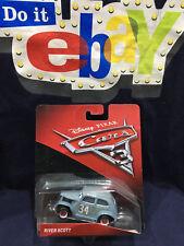 Disney Cars 3 River Scott # 34 Toy Diecast Authentic Mattel In Stock Rare NEW