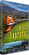 WORLD CLASS TRAINS - THE ORIENT EXPRESS DVD NEW