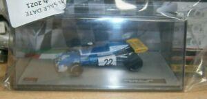 Panini Formula 1 F1 Collection Partwork #115 Scale Model Eifelland E21 1972