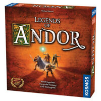 Legends Of Andor Board Game And expansion Packs Childrens Toy