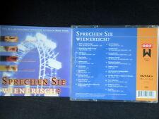 Georg Danzer präsentiert/Sprechen sie Wienerisch Ambros Fendrich Hirsch 1998/CD