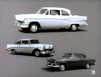 1956 Ford Dealer Promo Versus Chevrolet and Plymouth  - Film MP4 CD