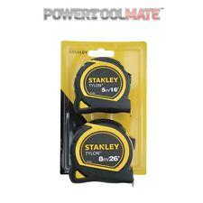 Stanley STA998985 Pocket Tapes 5m/16ft & 8m/26ft 1