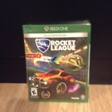 Rocket League Collector's Edition XBox One   NEW & Sealed  XB1