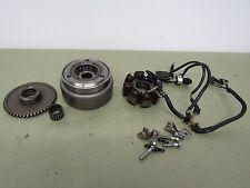 1986 Honda TRX200SX TRX 200sx OEM Stator and Flywheel w/ Starter Clutch  B160