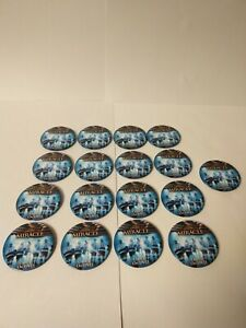 Disney's Miracle Collectable Movie Pin Lot Of 17