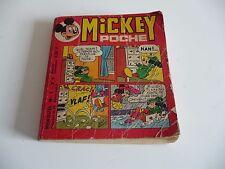 JUIN7  ----  MICKEY POCHE    N° 1