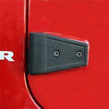 Door Hinge Cover Kit Jeep Wrangler JKU 2007-2017 4 Door 11202.05 Rugged Ridge