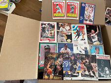 HUGE Lot of 1600 Sports Trading Card Collection Football Basketball Baseball NHL