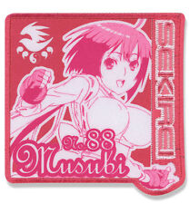 "SEKIREI TSUKIUMI Patch 3"" x 3"" Licensed by GE Animation Anime 2151 Free Ship"