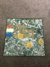 THE STONE ROSES SELF TITLED DEBUT VINYL LP RECORD MINT NEW SEALED IMPORT!