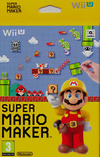 Super Mario Maker + Artbook   Nintendo Wii U New (4)
