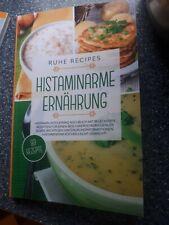 Histaminarme Ernährung: Histamin-Intoleranz Kochbuc...   Buch   gebraucht