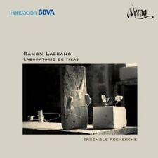 Ensemble Recherche - Laboratorio de Tizas [New CD]