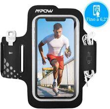 Mpow Fascia sportiva da Braccio Sweatproof Bracciale per Corsa & esercizi con