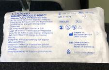 CODMAN 80-9102 MALIS MODULE 1000 INTEGRATED TUBING AND BIPOLAR CORD SET LOT OF 2