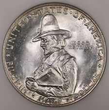 1920 Pilgrim 50C NGC Certified MS66 US Silver Half Dollar Commemorative Coin