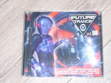 FUTURE TRANCE VOL. 58  2-CD's SEHR GUTER ZUSTAND